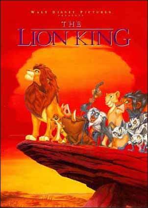 מלך האריות מדובב